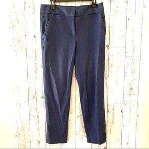 Loft Marisa 6 business pants blue 🦊